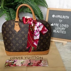 Louis Vuitton Alma PM 🌺